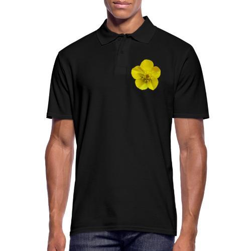 TIAN GREEN Garten - Hahnenfuß 2020 01 - Männer Poloshirt
