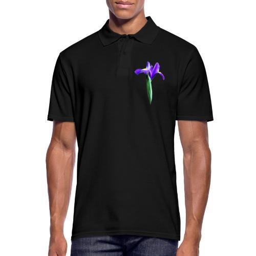 TIAN GREEN Garten - Iris 2020 02 - Männer Poloshirt