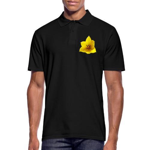 TIAN GREEN Garten - Tulpe 2020 02 - Männer Poloshirt