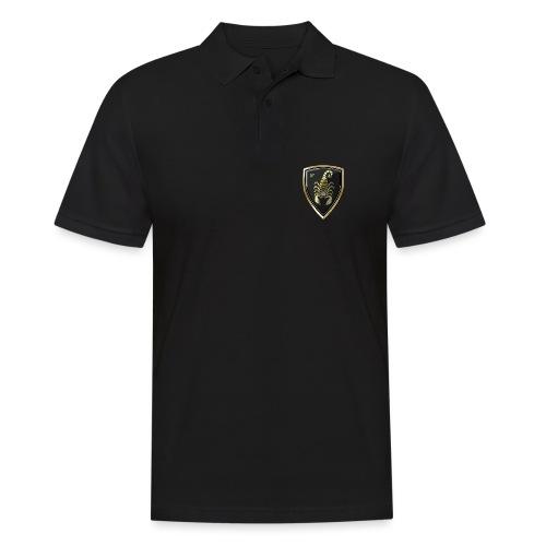 DF Logo 2480x3508 - Männer Poloshirt