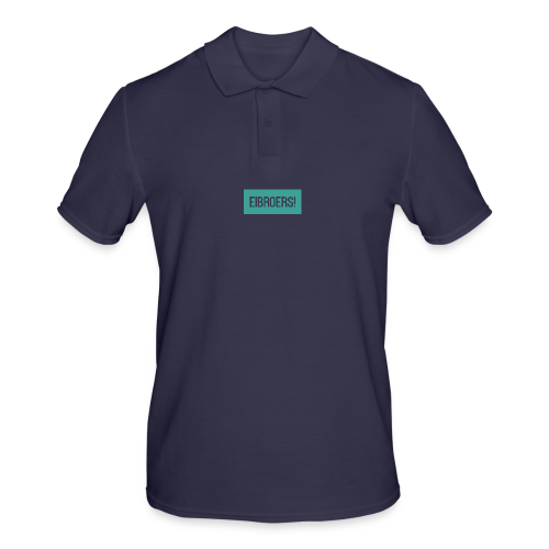 T-shirt Eibroers Naam - Mannen poloshirt