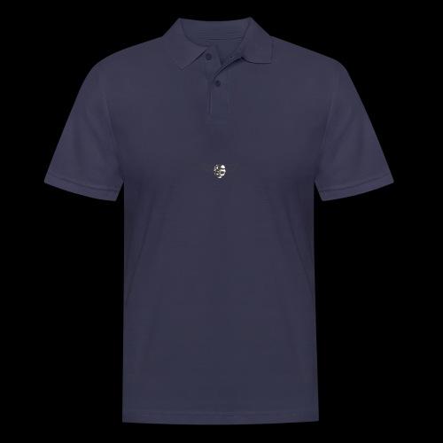 Biker skull - Men's Polo Shirt