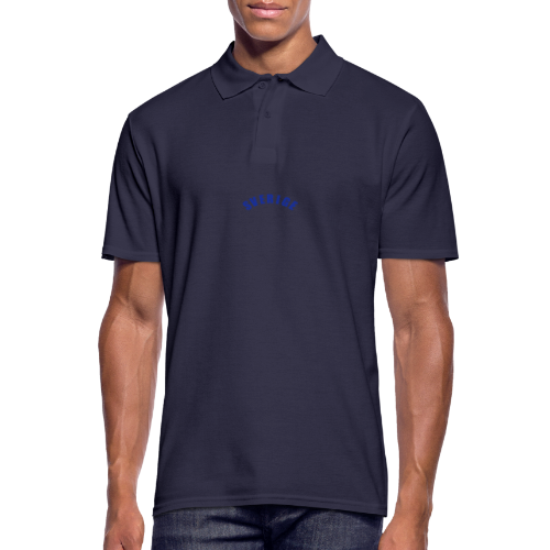 T-shirt, Sverige - Pikétröja herr