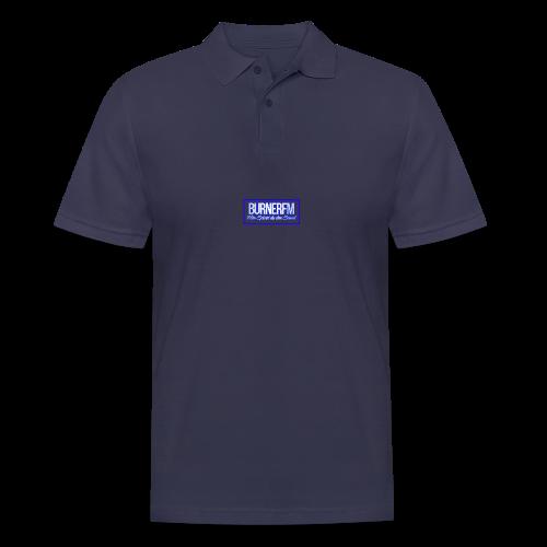 BurnerFM Hier Sürst du den Sound - Männer Poloshirt