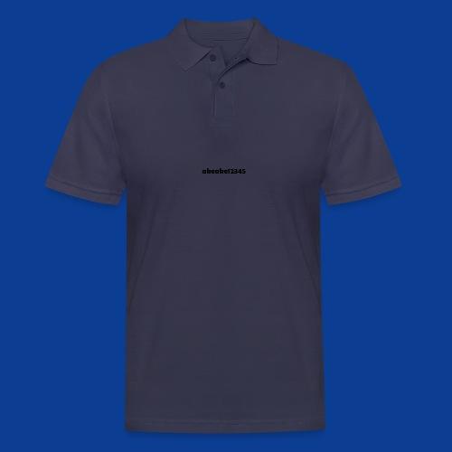 My new shirt - Men's Polo Shirt