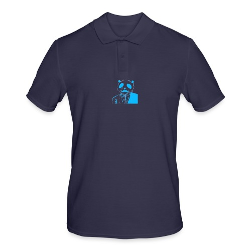 BluePanda Logo - Men's Polo Shirt