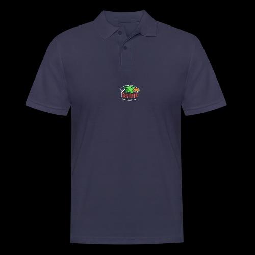 Sektion9 Logo Grün - Männer Poloshirt