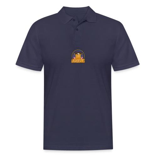Die Andersons - Merchandise - Männer Poloshirt
