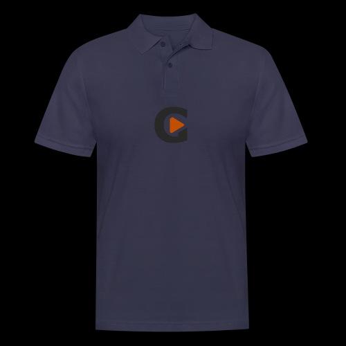 GVMP - Black - Männer Poloshirt