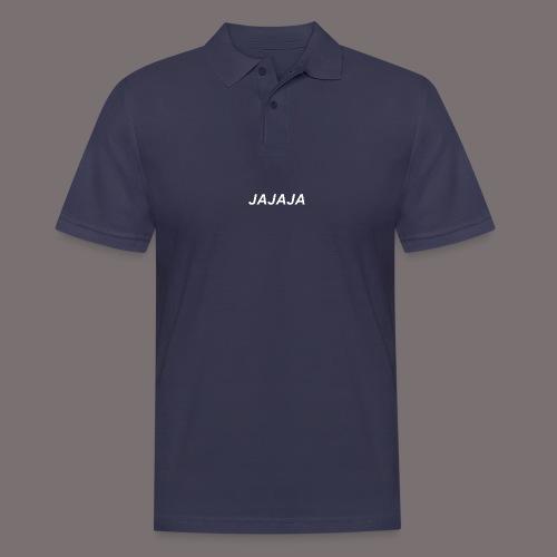 Ja - Männer Poloshirt