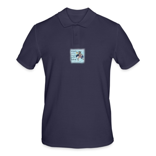 #3. Holiday - Men's Polo Shirt