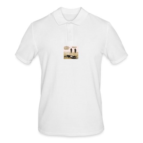L'humour m'a tuer - Polo Homme