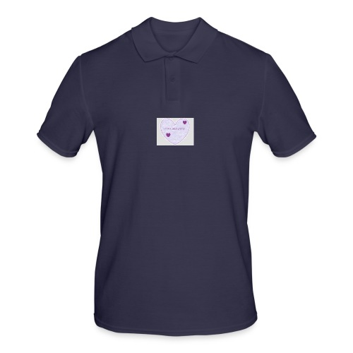 Little_miss_cutie_4 - Mannen poloshirt
