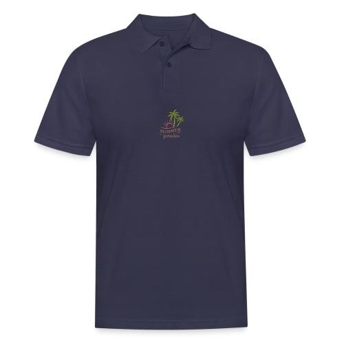 Summer paradise - Men's Polo Shirt