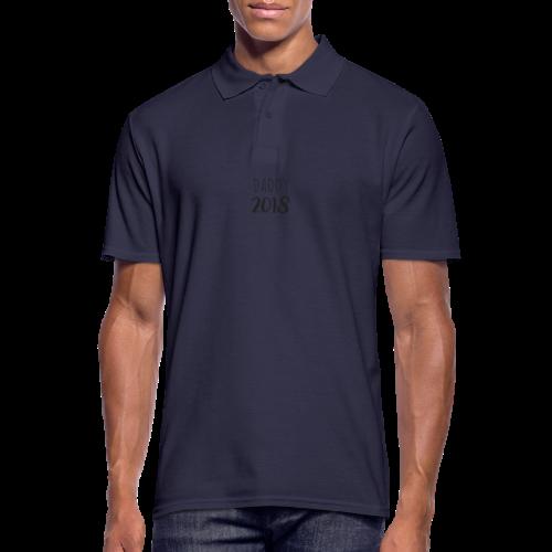 Daddy 2018 - Männer Poloshirt