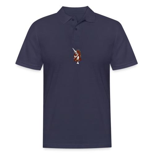 Unicorn - Männer Poloshirt