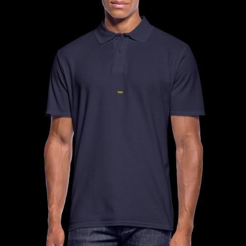 swai schriftzug - Männer Poloshirt