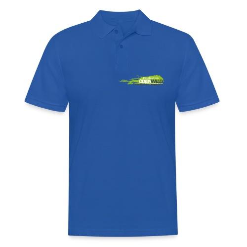 Odenwald-Cannonball-grün - Männer Poloshirt