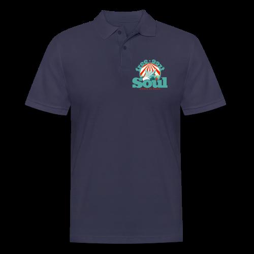 geweihbär - Männer Poloshirt