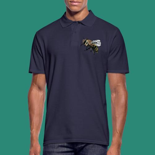 Wespe - Männer Poloshirt