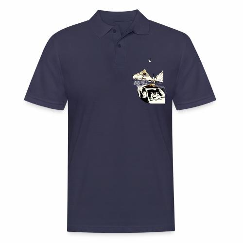 Taxi - Men's Polo Shirt