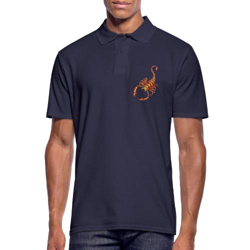 Diego le scorpion - Polo Homme