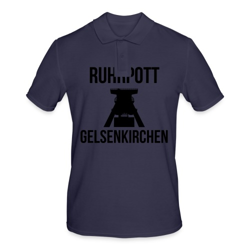 RUHRPOTT GELSENKIRCHEN - Deine Ruhrpott Stadt - Männer Poloshirt