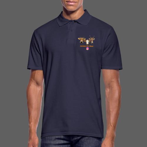 Fan Merch Vom LDB - Männer Poloshirt