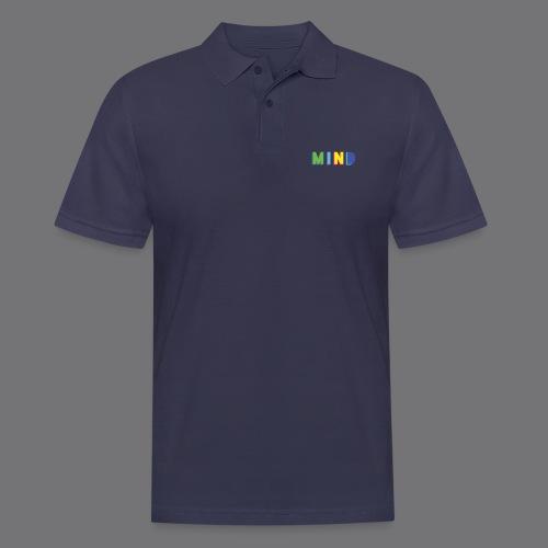 MIND Tee Shirts - Men's Polo Shirt