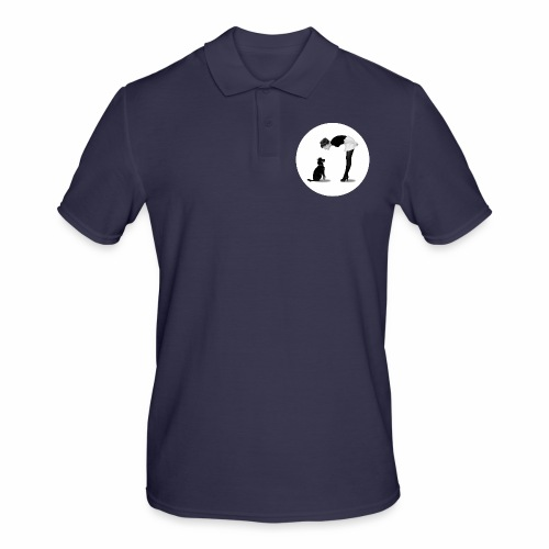 Chica - Men's Polo Shirt