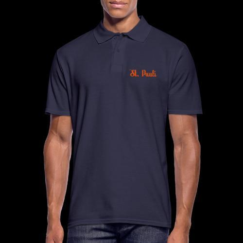 St. Pauli Logotype - Männer Poloshirt