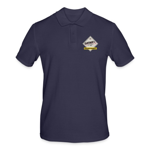 dergaertnerbraut - Männer Poloshirt