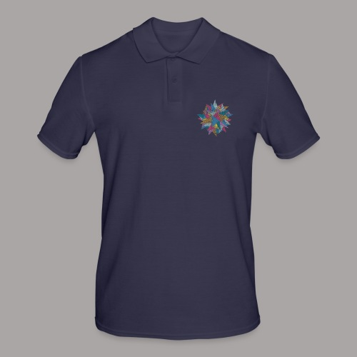 Aud edem Leben Tshirt für Männer - Männer Poloshirt