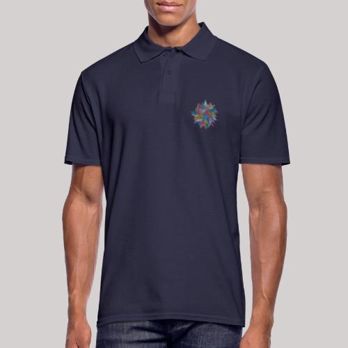 Aus dem Leben - Männer Poloshirt