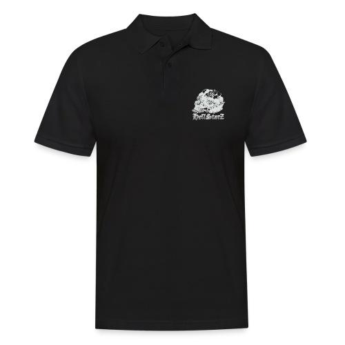 HELLSTARZ Skull Logo - Polo Homme