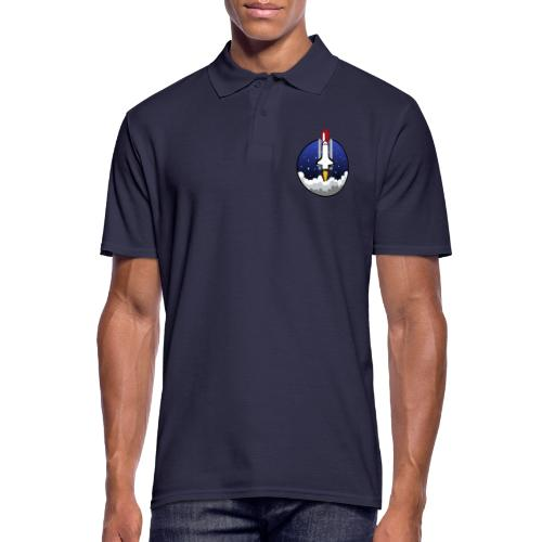 The Space Shuttle - Men's Polo Shirt