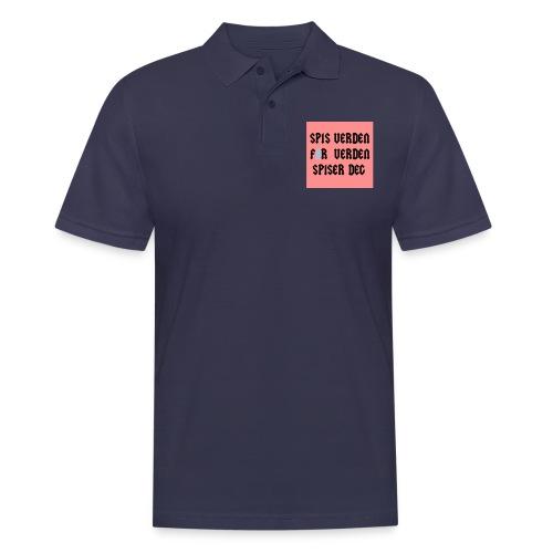 SPIS VERDEN - Poloskjorte for menn