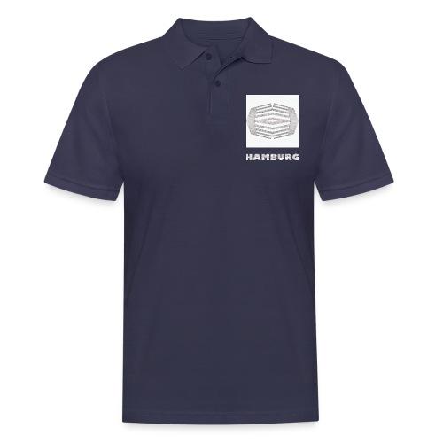 Hamburg #2 - Männer Poloshirt