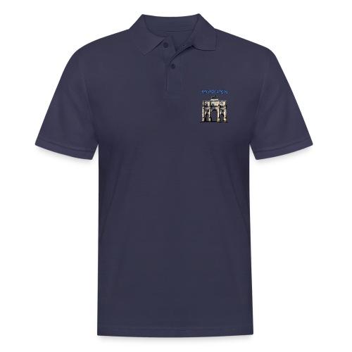Münchnen Siegestor - Männer Poloshirt