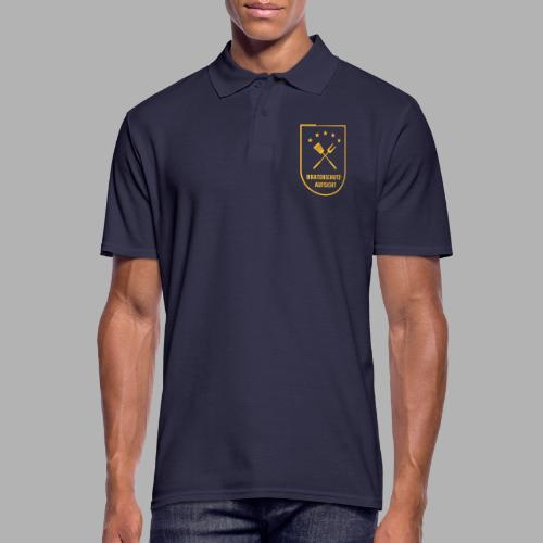 EU Bratenschutz-Aufsicht Dienstabzeichen - Männer Poloshirt
