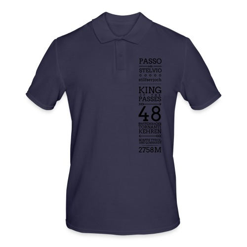 KING - Polo da uomo