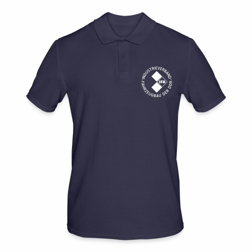 IFA Logo (v2) - Men's Polo Shirt