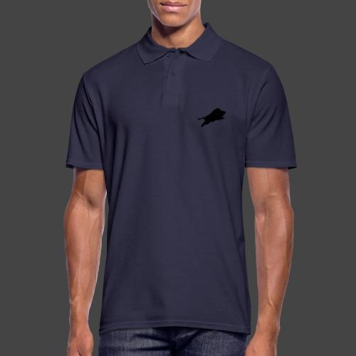 Sport-Sau-Shirt für Jägerinnen und Jäger - Männer Poloshirt