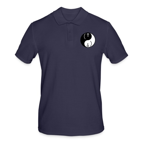 Bowling Yin-Yang - Men's Polo Shirt