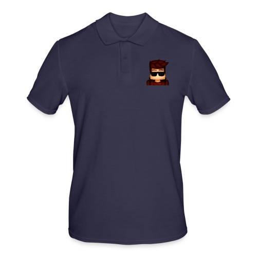 Profilbild - Männer Poloshirt