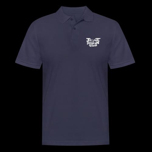 TLDS LOGO - Poloskjorte for menn