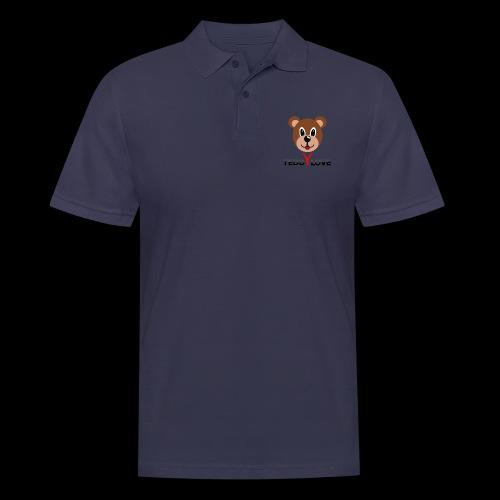 TEDDYLOVE COUTURE - Männer Poloshirt