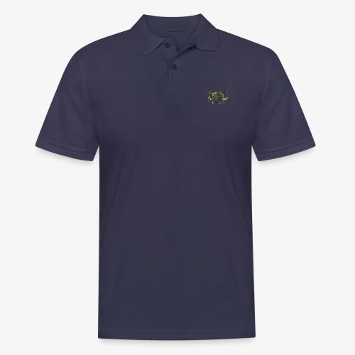 OBCSPP Camou - Männer Poloshirt