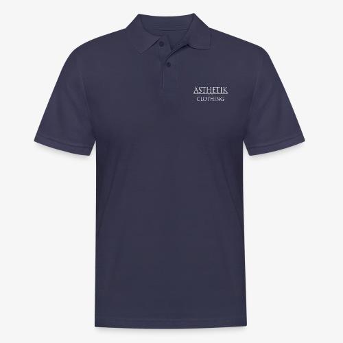 Ästhetik - Männer Poloshirt