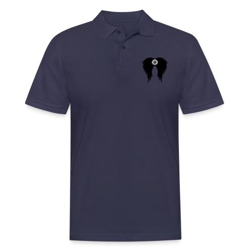 Supernatural wings (vector) Hoodies & Sweatshirts - Men's Polo Shirt